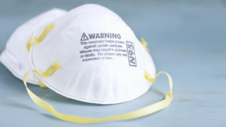 N95 mask manufactured in usa